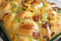 Cookbook - Breakfast/Brunch / by Babs' PinBoards