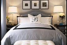 Bedrooms / by Katie Black