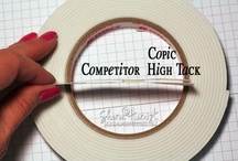 Great Papercrafting Products / by Sharon Harnist