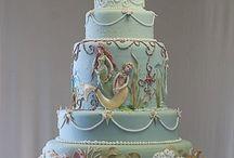 cakes / by Kadi Erickson