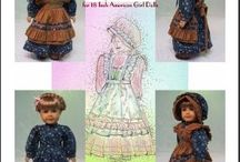 American Girl Doll Clothing & Patterns for Sale - Inspiration / by Beth Ann Weber