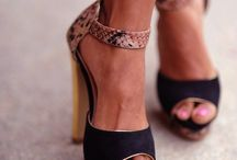Shoe Obsession! / by Ashly Strother