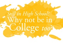 Dual Enrollment Programs / by The Old Schoolhouse Magazine
