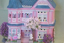 1. Dolls, Dollhouses and Miniatures / by Francine Arnold
