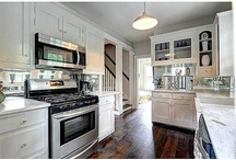 Kitchen inspiration / by Brittany Westall