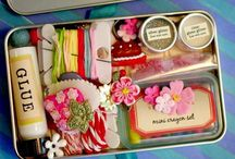 Treasure Box Inspiration / by Amanda Olliver