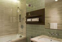 Bathroom reno / by Tanya Luckhardt