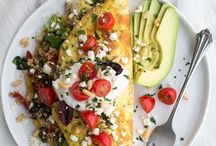 Omelet recipes / by Hannah Victoria