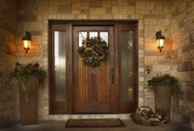Front Entry Ideas / by Linda Flores