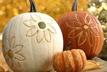 Fall decor / by Jessica Harms-Bishop