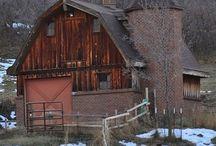 Barns, Old Doorways & Bridges / by Alan Miller