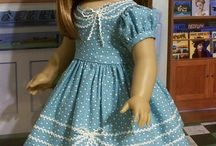 doll clothes / by Kristy Whittacre