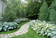 Craftsman Landscape Design / Ideas and inspiration for landscaping your craftsman-style home. For a printable, high-res guide to this style, visit: http://www.landscapingnetwork.com/garden-styles/Craftsman-Landscape-Design.pdf / by Landscaping Network