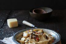 Homemade Pasta / by Erin Jones