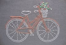 Bicycle quilt / by Anna McClure