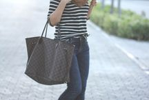 fashion & beauty inspirations / simple and classic choices, and things I wish I could wear. / by Jenn Yang