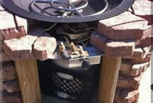 Fire pit / by Pam Alford