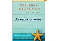 summer reading  / by Laura Pfeffer