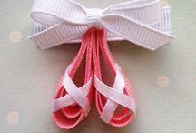 bows n clips / by Ben Kim Smith