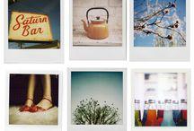 PHOTO    polaroid love / by Miss Sabine