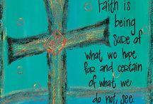 Faith is... / by Janine Howe