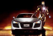 Audi [lifestyle] / by Lyon-Waugh Auto Group