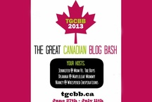 The Great Canadian Blog Bash / by Whispered Inspirations