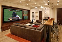 Bachelor pad for him / by Caitlyn Dum