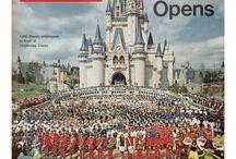 Disney Scrapbook Layouts / by Courtney Hall