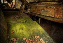 Abandoned Cars / by John Gowlett