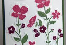 Wildflower meadow stamp / by Linda Maitland
