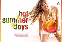 Wet Seal Hot Summer Days Pinterest Contest / by Carol Norton