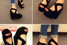 Shoe Shoppe / by Dominique Petite