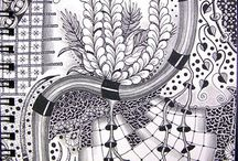 Zentangle / by Nickie B