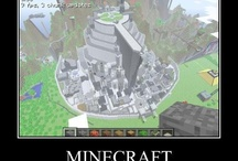 Minecraft / by Colin Campbell
