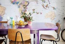 Kids Rooms / by Tiffani Thiessen