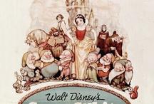 Walt Disney Animated Features, 1937 - 2013 / by Douglass Hunter