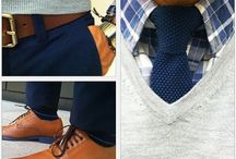 Men's Wear / by Rachel Strief