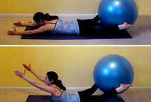 Exercises / by Results by Tina Personal Training Studio