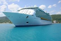 Our cruises on Royal Caribbean International / by Pamela Watkins