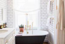 Bathrooms  / by Shannon Woodside