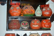 Vintage Halloween / by Toni Jeter-Stanton