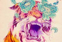 Animal Art/ Weird / by Deanna