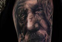 tattoo / by Oussama Moutta  ☮