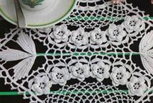 Lace Crochet Patterns and Stunning Inspiration / Find your lace inspiration with irish crochet, broomstick lace, free filet crochet patterns and free crochet doily patterns.  / by Crochet Me