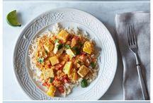 Tofu Recipes {vegan} / by Cornell Vegan Society