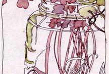 Purple 4: Amethyst Starling / by Alisa Kensey