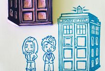 Doctor Who / by Carrie Smith