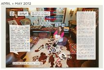 my press, features & workshops / by Noa Azoulay-Sclater (featherlove)