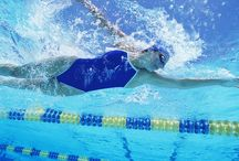 swim workouts / by Lena Bono-Spencer